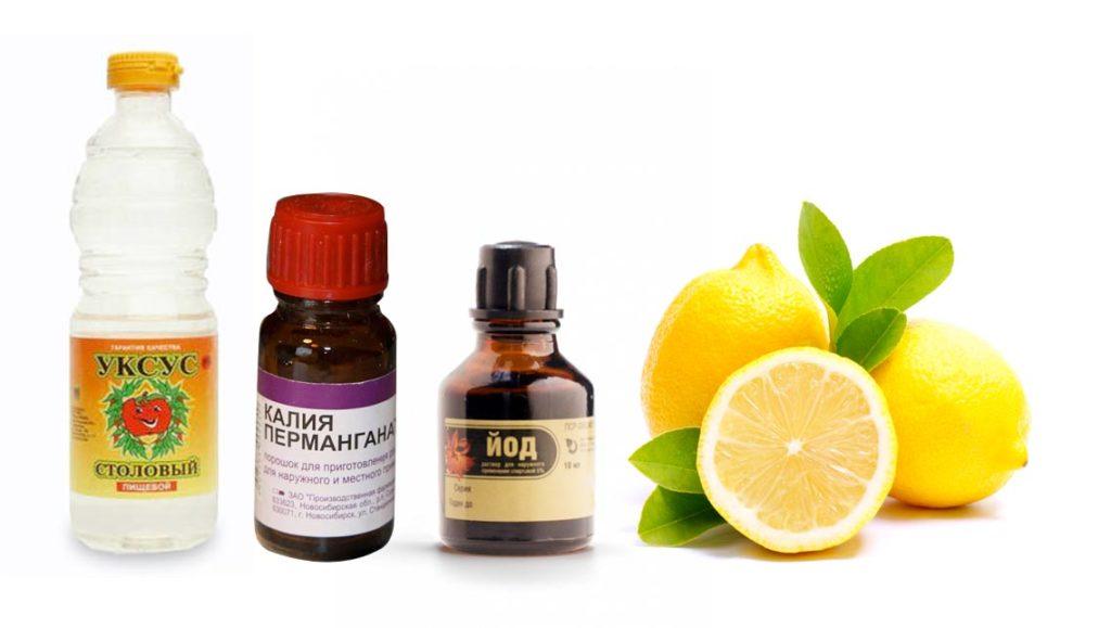 Народные средства от запаха