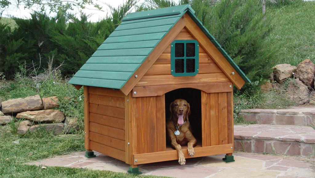Удобный домик