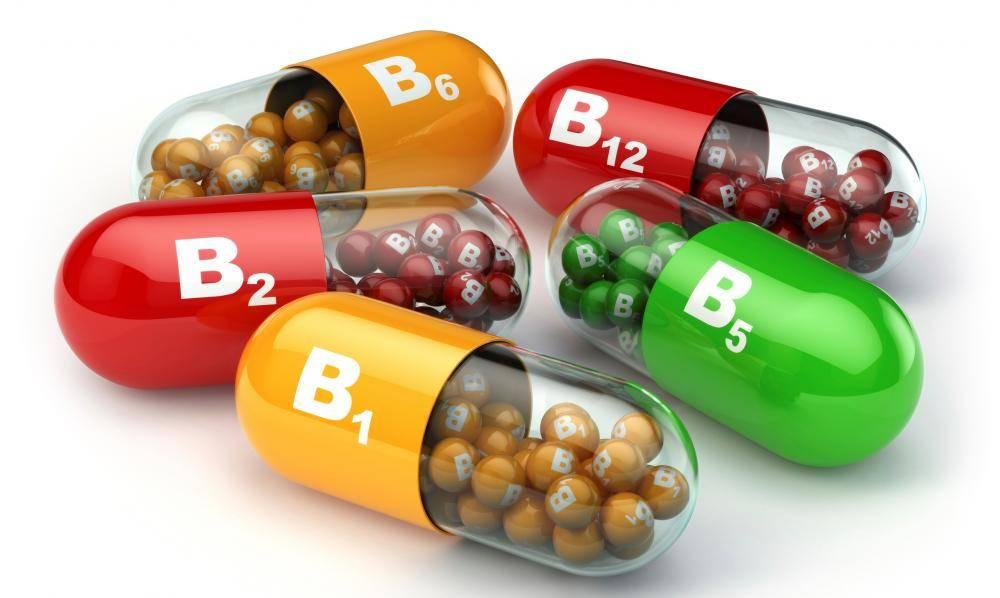 """Витамины группы """"B"""""""